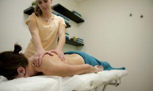 klasična masaža v centru KinVItal