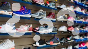 Izbira pravih tekaških copat v trgovinah s športno opremo je lahko mala nočna mora.