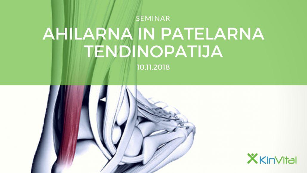KinVital organizira seminar o tendinopatijah