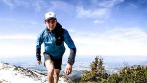 Trail_tekač_Uroš_Kožar_na_Krvavcu