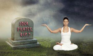 Gibljivost in pilates_